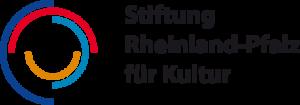Logo: Gefördert durch die Stiftung Rheinland-Pfalz für Kultur