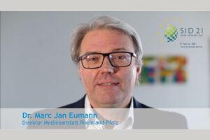 SID – Statement Dr. Marc Jan Euman
